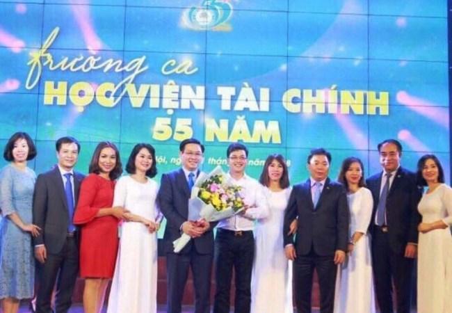 Vietcombank và Học viện Tài chính: Đồng hành cùng phát triển