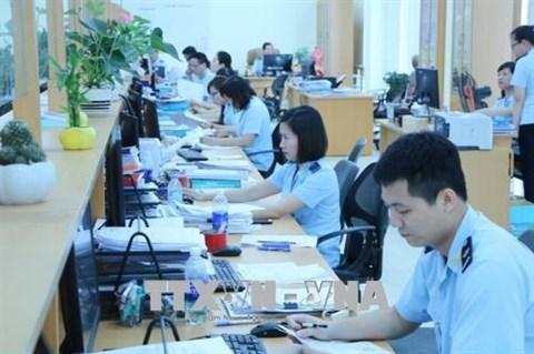 Ngành Hải quan thu NSNN năm 2018 đạt 314.777 tỷ đồng