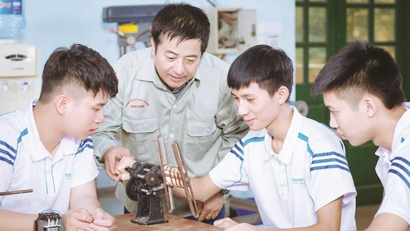 Nâng cao hiệu quả quy hoạch mạng lưới cơ sở giáo dục nghề nghiệp