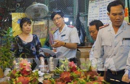 TP. Hồ Chí Minh: Kiểm tra cao điểm đảm bảo an toàn thực phẩm Tết Nguyên đán