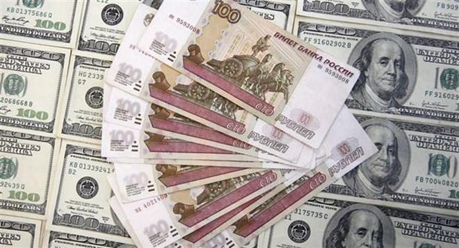 Ngân hàng Trung ương Nga giảm dần sự phụ thuộc vào đồng USD