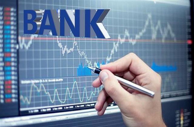 Cổ phiếu ngân hàng, VN-Index tăng