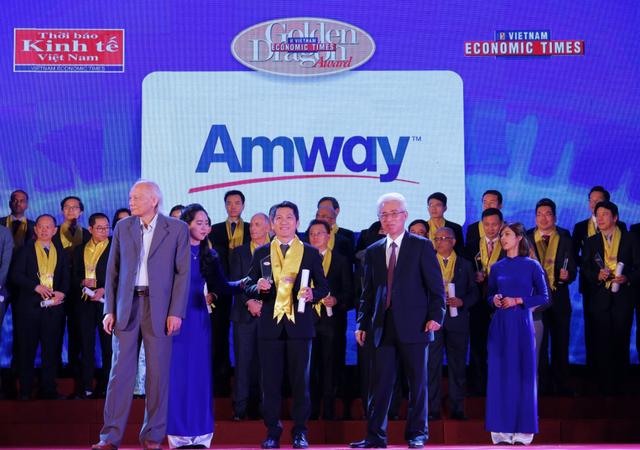 Amway: Nối tiếp hành trình yêu thương