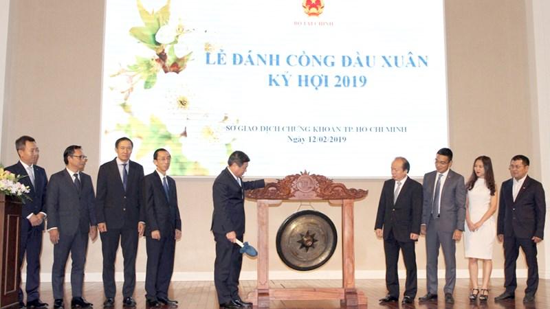 Thị trường chứng khoán Việt Nam: Quy mô vốn hóa đạt 3,9 triệu tỷ đồng