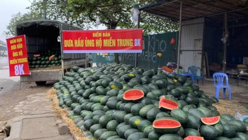 Doanh nghiệp Hàn Quốc mở chiến dịch giải cứu nông sản Việt
