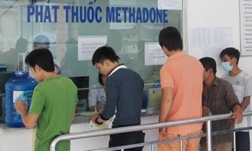 Mức chi cho công tác tổ chức cai nghiện ma túy tự nguyện