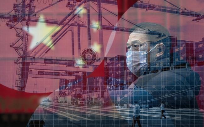 Covid-19 làm đảo lộn chuỗi cung ứng toàn cầu