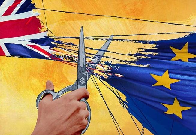 Anh thể hiện quan điểm cứng rắn trong đàm phán thương mại với EU