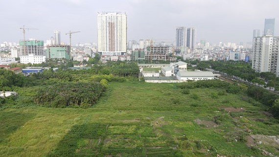 TP. Hồ Chí Minh: Thu ngân sách từ đất đai sụt giảm