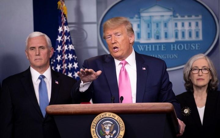 Tổng thống Mỹ cam kết có các biện pháp mạnh mẽ bảo vệ nền kinh tế
