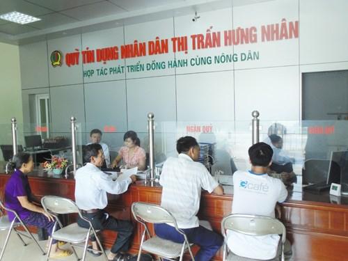 Bộ Tài chính sửa chính sách thuế để phát triển Quỹ TDND tại vùng nông thôn