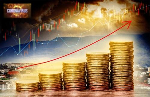 Cổ phiếu hút tiền thời đại dịch