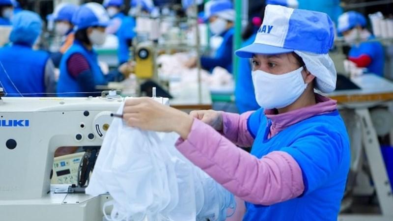 Đầu tháng 4, hơn 30 triệu khẩu trang vải kháng khuẩn sẽ đáp ứng nhu cầu thị trường