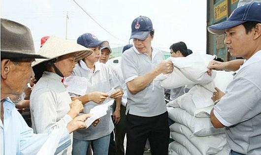 Chính phủ hỗ trợ gạo cho tỉnh Yên Bái trong thời gian giáp hạt