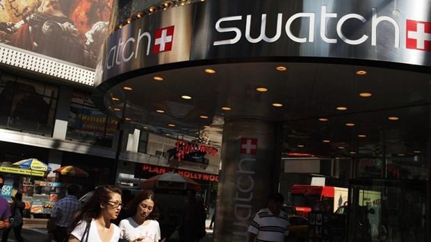 Xuất khẩu đồng hồ Thụy Sĩ có thể giảm 25% trong năm 2020