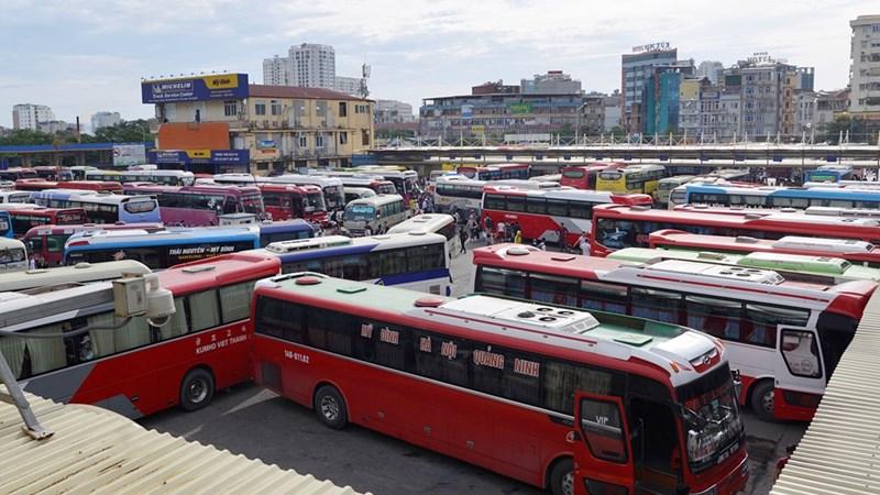 Hà Nội tăng cường 3.220 xe khách dịp nghỉ lễ Giỗ Tổ và 30/4-1/5