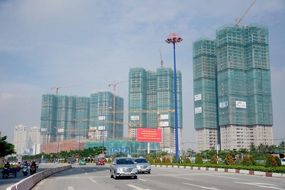 2 tháng, nợ thuế liên quan về đất tại TP. Hồ Chí Minh hơn 10.000 tỷ đồng