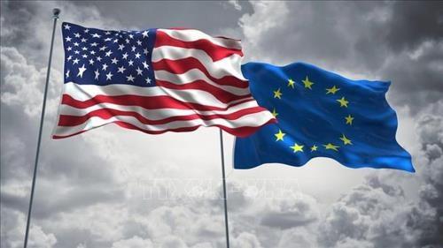 EU muốn sớm khởi động đàm phán thương mại với Mỹ