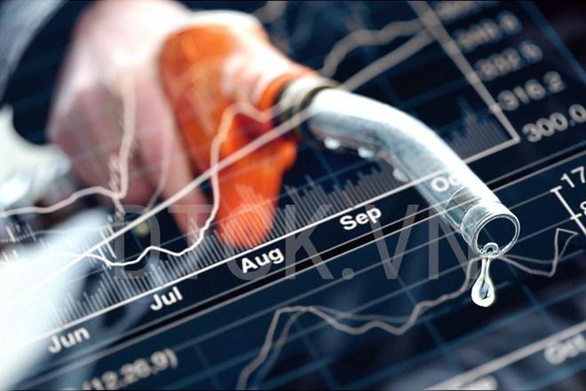 Giá dầu thô tiếp tục sụp đổ, chứng khoán chung số phận