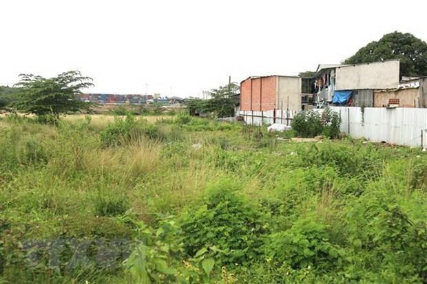 TP. Hồ Chí Minh đề xuất tháo gỡ vướng mắc về đất đai