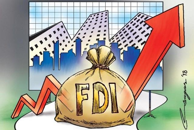 FDI 4 tháng đầu năm 2019 đạt kỉ lục