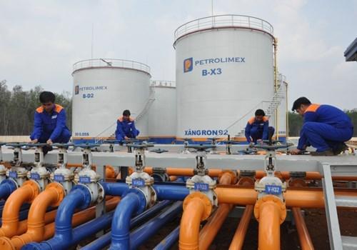 Trong tháng 4, cả nước chi hơn 500 triệu USD nhập xăng dầu