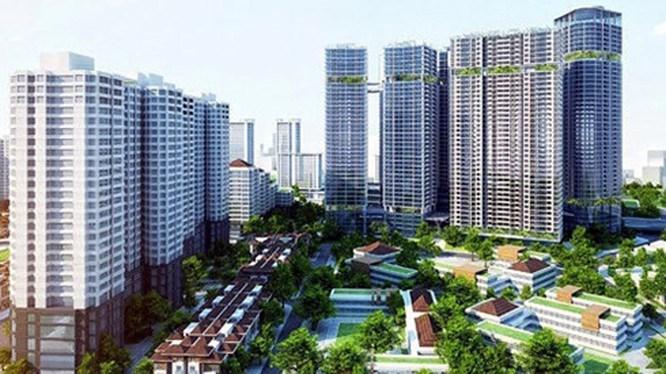 FDI vào bất động sản giảm trong 4 tháng đầu năm