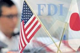 Mỹ, Nhật Bản dịch chuyển dòng vốn đầu tư