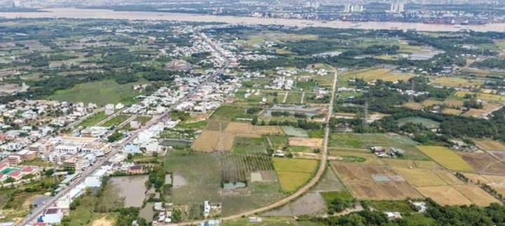 Bồi thường 70 tỷ đồng cho người dân khu vực dự án sân bay Long Thành