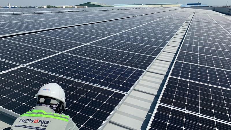Dự án điện mặt trời: Không quá dựa vào tín dụng