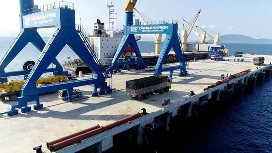 Khu kinh tế Vân Phong có thêm cảng biển