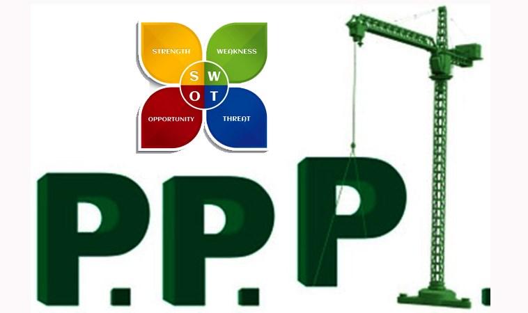 Phân tích SWOT phương thức đầu tư PPP và vấn đề đặt ra hiện nay