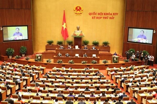 [Infographics] Quốc hội chất vấn thành viên Chính phủ 4 nhóm vấn đề