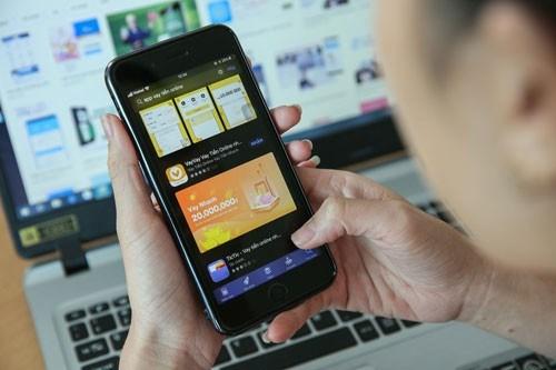 Cảnh giác với hình thức cho vay qua App