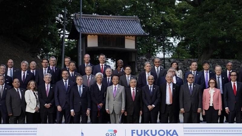 Hội nghị cấp bộ trưởng G20: Tuyên bố chung nhấn mạnh các thách thức