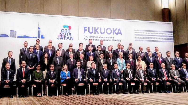 Bộ Tài chính Việt Nam tham dự Hội nghị Bộ trưởng Tài chính và Thống đốc Ngân hàng Trung ương G20