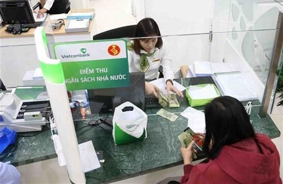 Thu NSNN 5 tháng đạt 577 nghìn tỷ đồng, bằng 38,2% dự toán