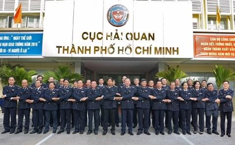 Hải quan TP. Hồ Chí Minh phấn đấu thu ngân sách năm sau cao hơn năm trước