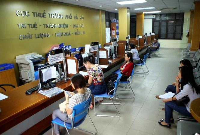 Cục Thuế Hà Nội làm việc với các doanh nghiệp nợ thuế