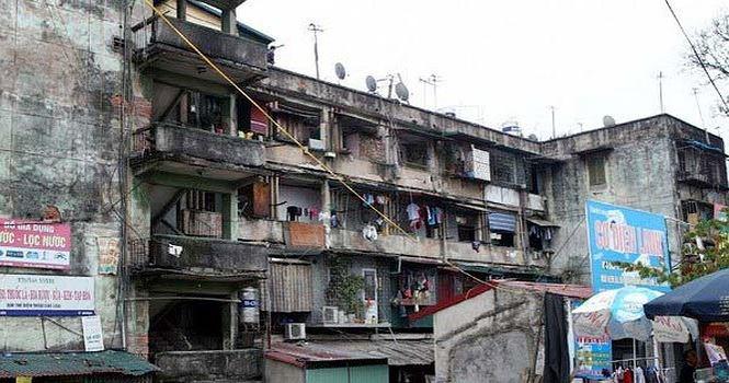 Cải tạo chung cư cũ - Cần có cơ chế đặc thù cho các địa phương