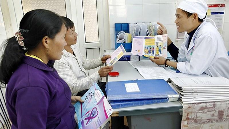Phòng, chống HIV/AIDS ở Việt Nam: Một số kết quả khả quan