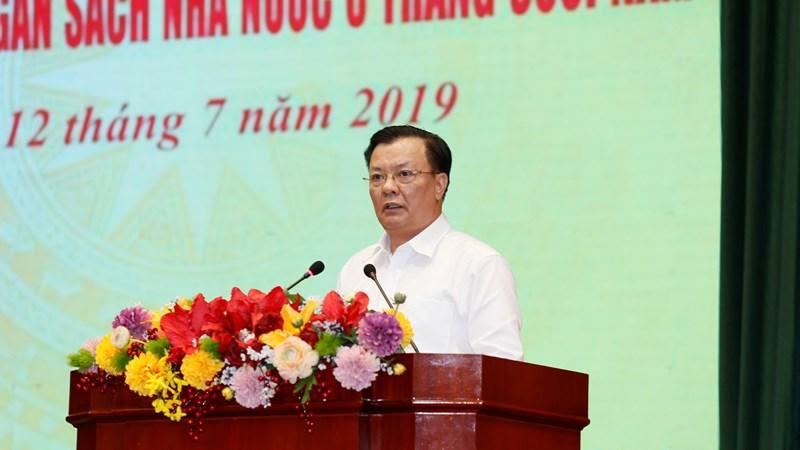 Ngành Tài chính nỗ lực thực hiện thắng lợi nhiệm vụ tài chính-ngân sách năm 2019