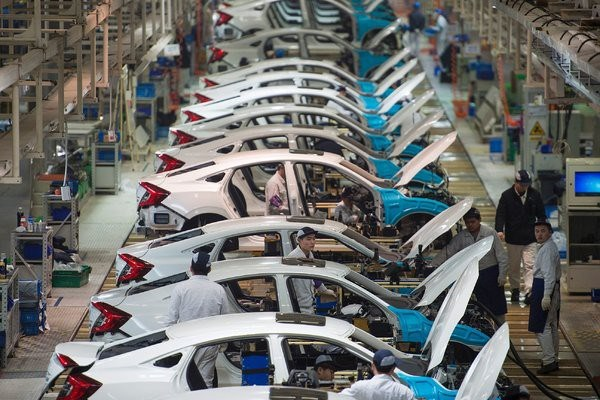 Từ 10/7, thuế nhập khẩu linh kiện lắp ráp ôtô đã chính thức giảm về 0%