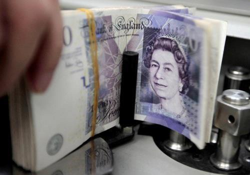 """Đồng bảng Anh rớt xuống mức """"đáy"""" trong 27 tháng so với đồng USD"""