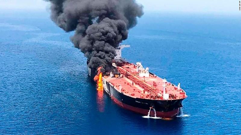 Chuyên gia: Chi phí bảo hiểm sẽ tăng sau sự cố tàu chở dầu tại Vùng Vịnh