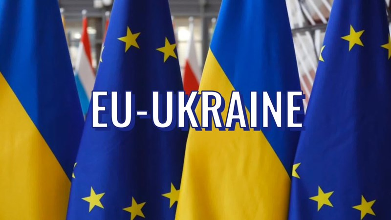Ukraine, EU ký thỏa thuận hỗ trợ tài chính vĩ mô trị giá 1,2 tỷ euro