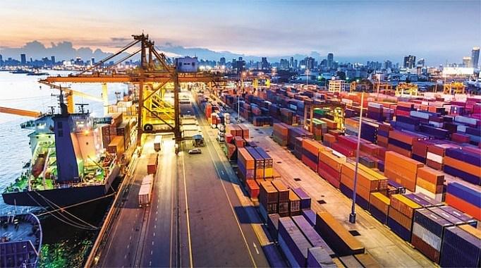 [Infographics] 7 tháng năm 2020, tổng kim ngạch xuất nhập khẩu đạt 285,12 tỷ USD