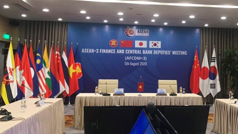 Bộ Tài chính Việt Nam đồng chủ trì Tiến trình Hợp tác Tài chính ASEAN+3