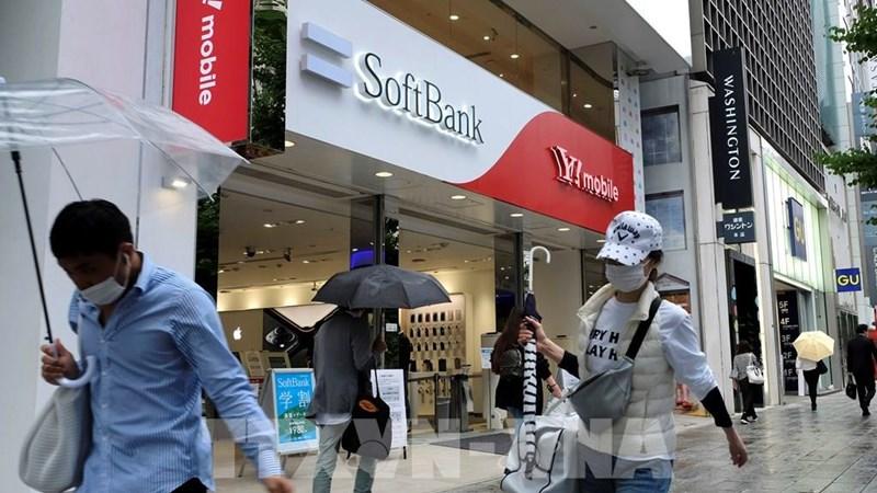 Lợi nhuận của SoftBank có thể giảm 75% trong quý II/2020