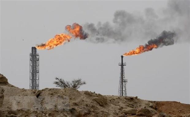 Giá dầu thế giới tăng mạnh nhất từ đầu năm đến nay